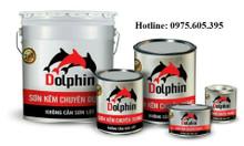 Tìm đại lý sơn sắt mạ kẽm chuyên dụng Dolphin các tỉnh phía Nam
