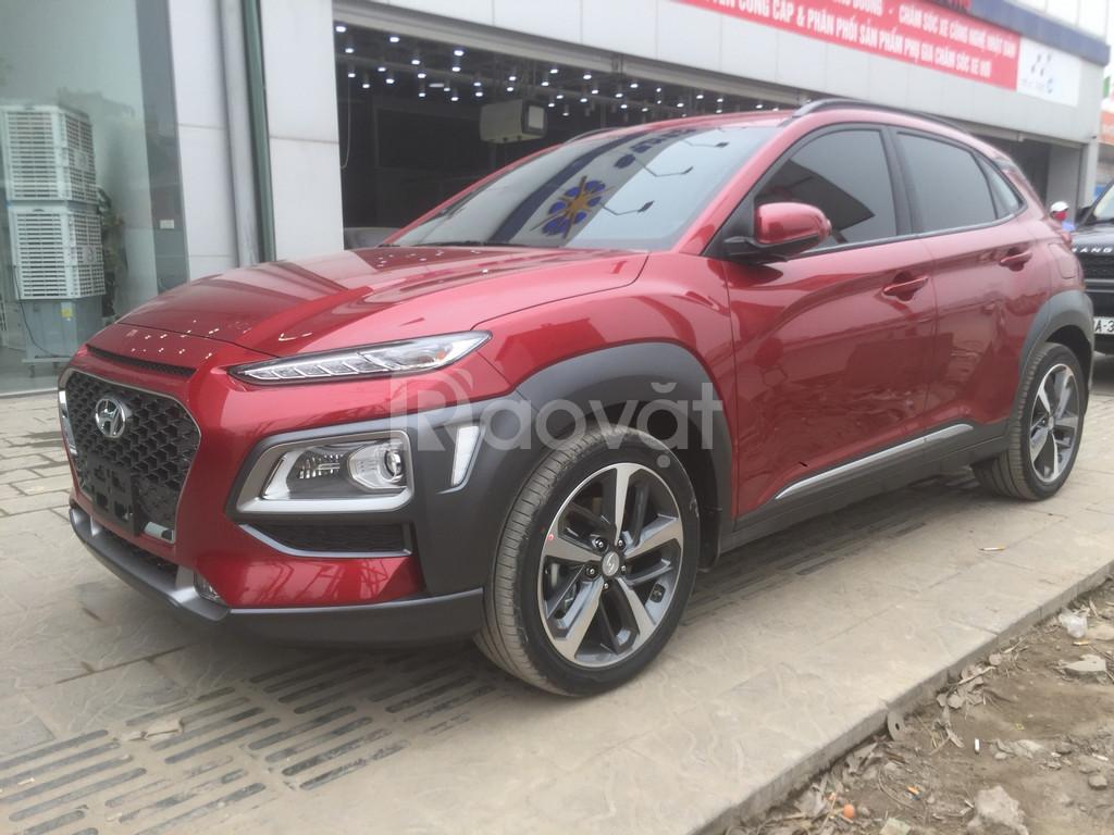 Xe Kona năm 2019 là dòng xe chất lượng của Hyundai