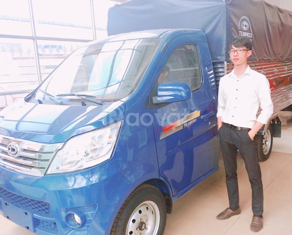 Xe tải Tera 100 thùng bạt giá rẻ chỉ 230tr
