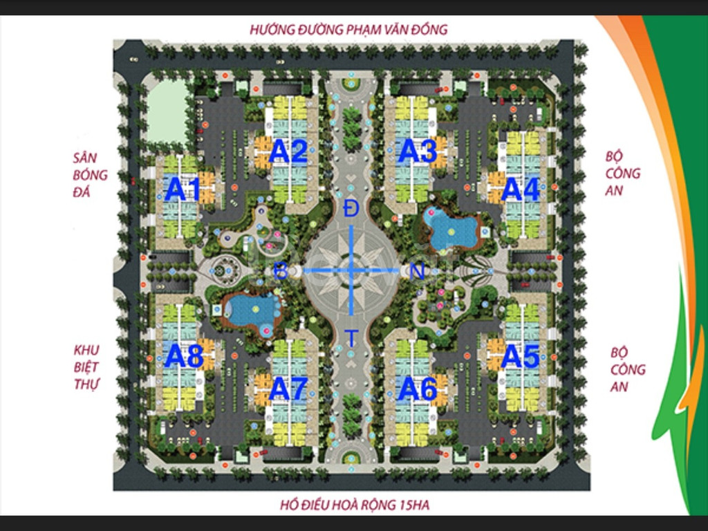 Căn hộ số 10 toà nhà A6 chung cư An Bình City
