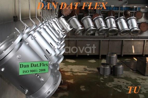 Dây dẫn nước mềm inox 304, ống mềm PCCC, khớp co giãn nở (ảnh 7)