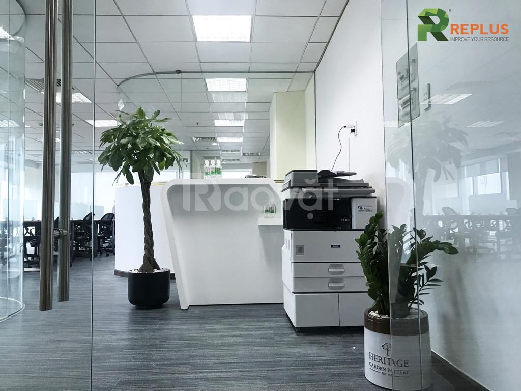 Cho thuê văn phòng chia sẻ tại Vincom Lê Thánh Tôn quận 1