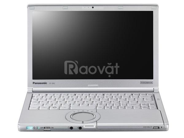 Laptop Panasonic CF SX2 i5 2.7Ghz 4G SSD 128G nhỏ 12in