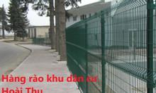 Hàng rào mạ kẽm, lưới thép mạ kẽm, lưới sơn tĩnh điện
