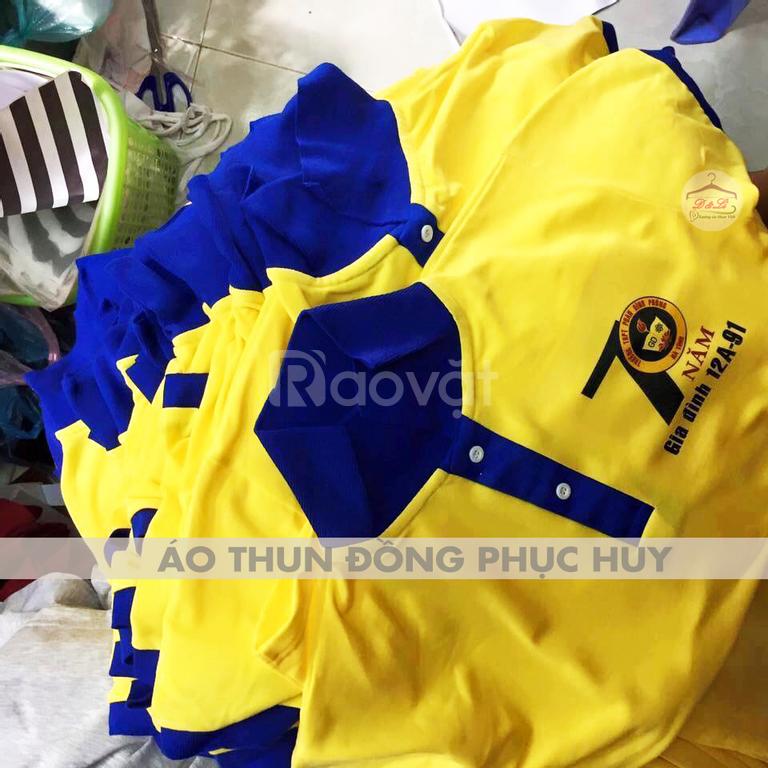 Bảng giá áo thun đồng phục đẹp tại xưởng TPHCM