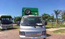 Bán xe chở rác mini Jac X150 3.5 khối (m3) trả góp
