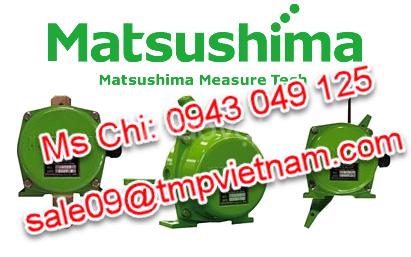 Công tắc tốc độ Matsushima ELAW-61P, Đại lý Matsushima Việt Nam