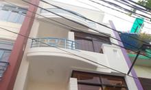 Bán nhà HXH, 4 tầng, 68m2(4x17), giá 7,4 tỷ, Nơ Trang Long, Bình Thạnh