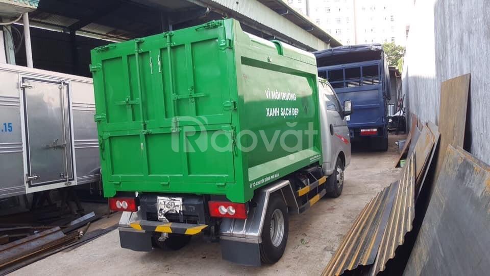 Xe chuyên dùng thu gom xử lý rác JAC 2019 - 3.5 Khối JAC