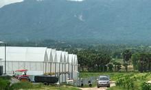 Nhà lưới nông nghiệp, vật tư nhà lưới, mẫu nhà lưới đơn giản, nhà lưới