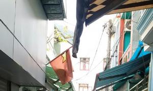 Nhà 1 trệt 1 lầu phường 15 Tân Bình