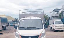 Xe tải foton 990kg thùng bạt chỉ 60 triệu nhận xe