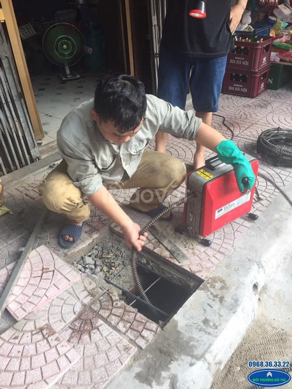 Thợ thông tắc cống, bồn cầu giá rẻ tại Hà Nội