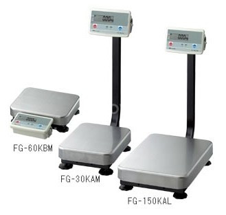 Cân bàn điện tử FG-30KAM AND, cân điện tử FG 30KAM, cân bàn điện tử