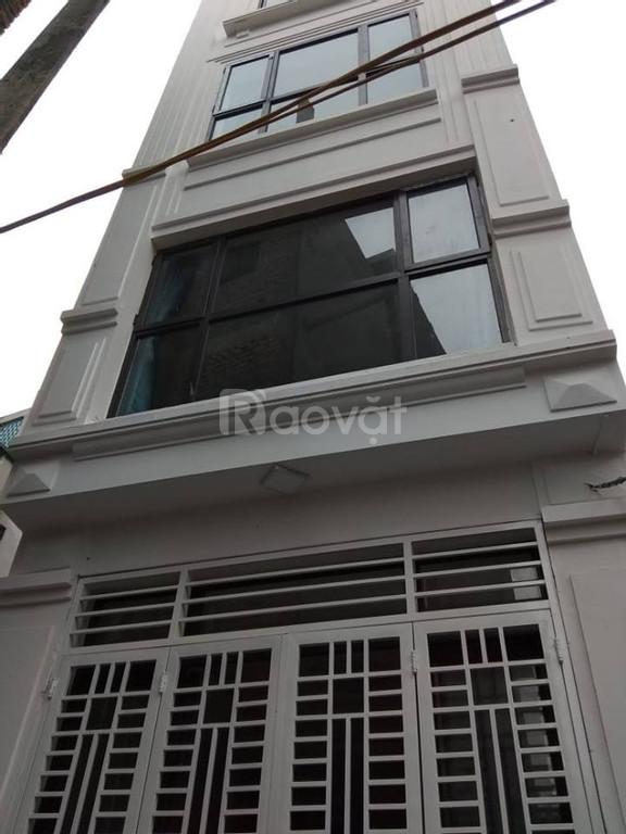 Bán nhà Minh Khai, Hai Bà Trưng 5 tầng 2,5 tỷ