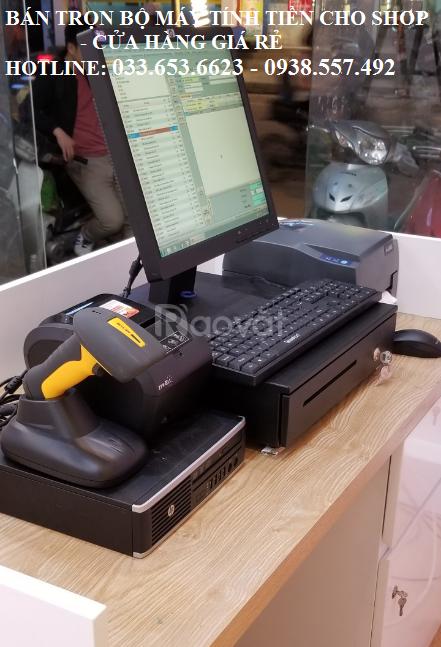 Trọn bộmáy tính tiền cho cửa hàng giá rẻtại Đồng Nai