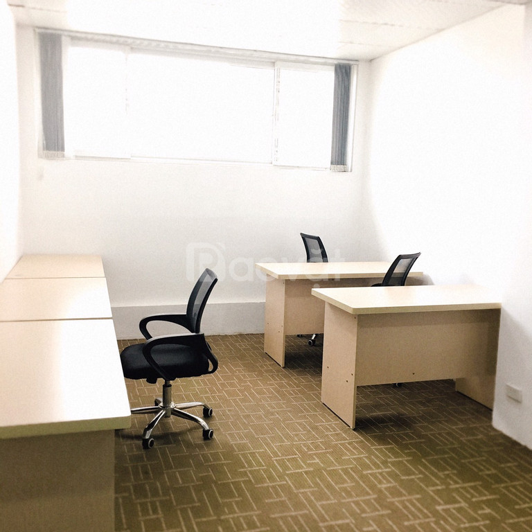 Cho thuê văn phòng trọn gói, văn phòng ảo, chỗ ngồi cố định giá rẻ