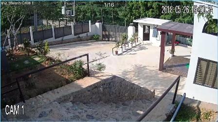 Lắp đặt camera tại Hoàng Minh Giám, Thanh Xuân, Hà Nội