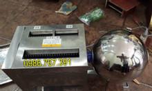 Máy làm viên thuốc, máy vo viên giá rẻ 10kg/h