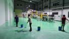 Cung cấp sơn sàn Epoxy cho nhà xưởng màu xanh giá tốt (ảnh 1)