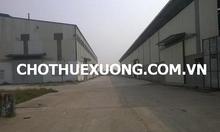 Cho thuê kho xưởng tại Phủ Lý Hà Nam Dt 5020m2 giá tốt