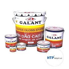 Cửa hàng bán sơn dầu Galant giá rẻ, chất lượng cho sắt thép