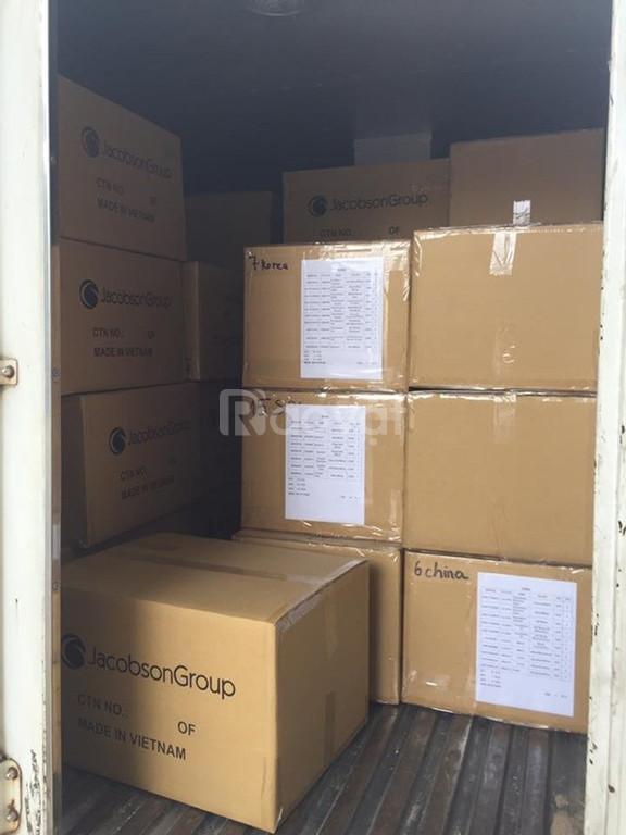Dịch vụ gửi hàng đi nước ngoài giá rẻ
