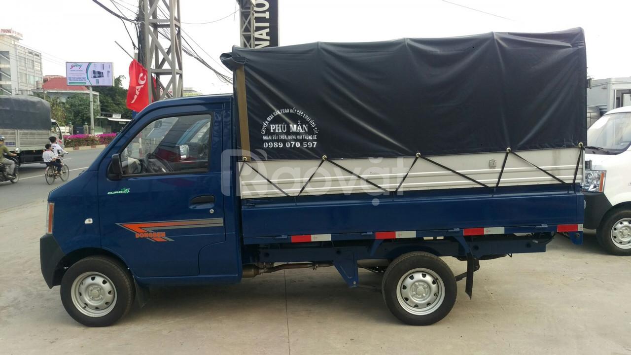 Xe tải dưới 1 tấn mua xe gì chất lượng