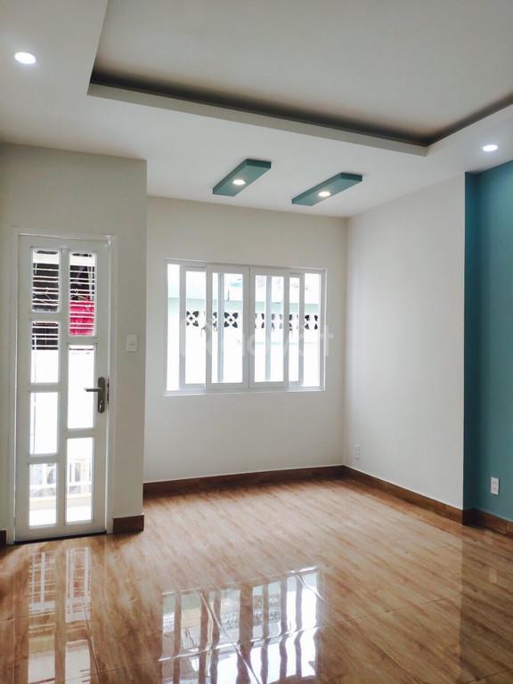 Nhà đẹp 2 lầu, nở hậu hẻm xe 3 bánh 98/ Chiến Thắng, P9, Phú Nhuận.