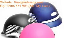 Nón bảo hiểm quà tặng in logo giá rẻ tại Đà Nẵng