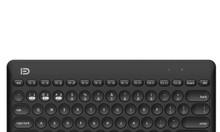 Phím Bluetooth + Wireless FD ik6620d
