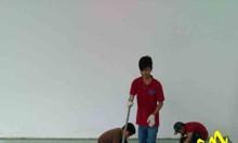 Đơn vị thi công sơn sàn Epoxy Kcc giá rẻ tại Kiên Giang