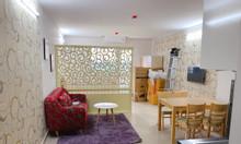 Cho thuê căn hộ Hiệp Thành 3, lock F mới xây xong, full nội thất.