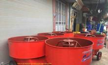 Máy trộn vữa, máy trộn bê tông cưỡng bức trục đứng 250, 350 giá rẻ
