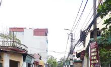 Bán đất Thạch Bàn diện tích 122m2 ngõ 2,2m hướng Đông giá 30,5tr/m2
