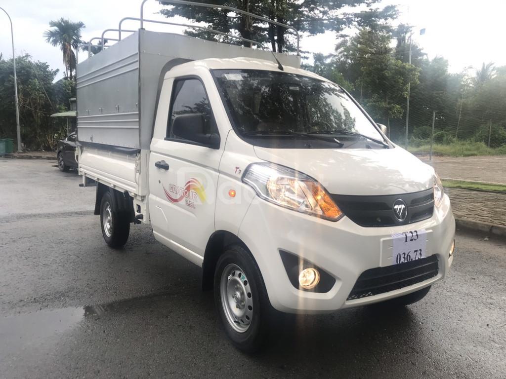 Xe tải 1 tấn Foton Grapto Thaco dễ thu hồi vốn giá tốt