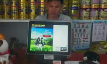 Máy tính tiền cho cửa hàng sữa tã tại Cần Thơ