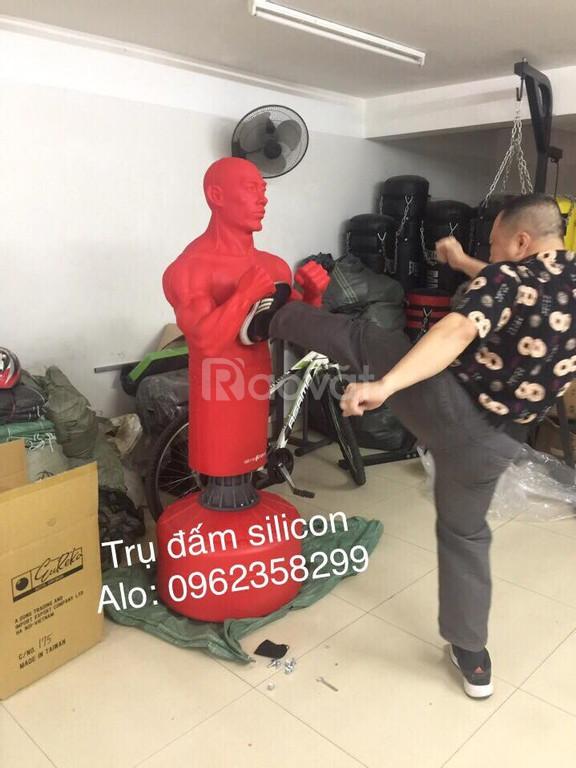 Nộm cao su silicon