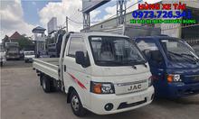 Xe tải JAC 1t25 thùng dài 3m2 giá cạnh tranh.