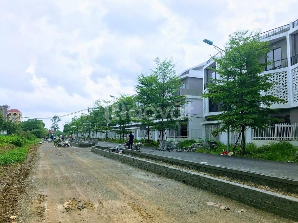 Shophouse mặt đường lớn tại dự án liền kề Nam 32