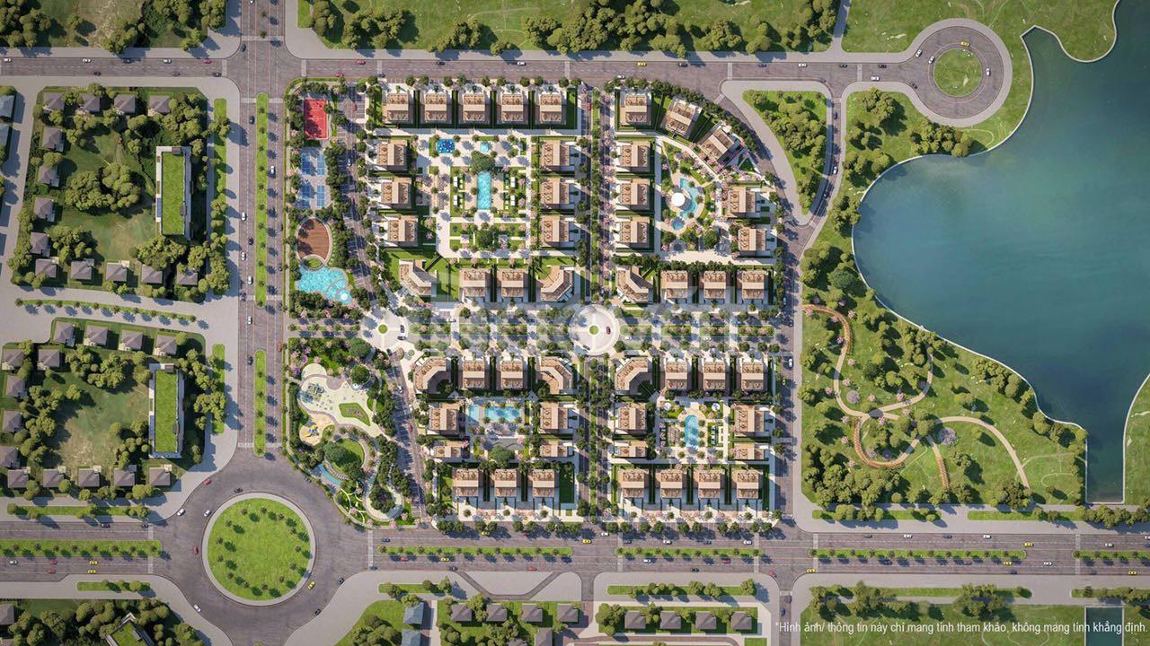 Palm Garden shop villas - Phú Mỹ Hưng tại Phú Quốc