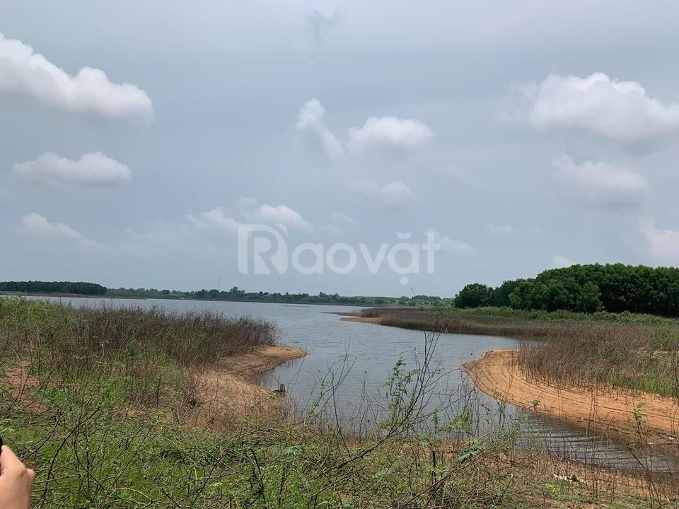Đất nền giá rẻ ngay hồ Suối Môn, làm nhà yến