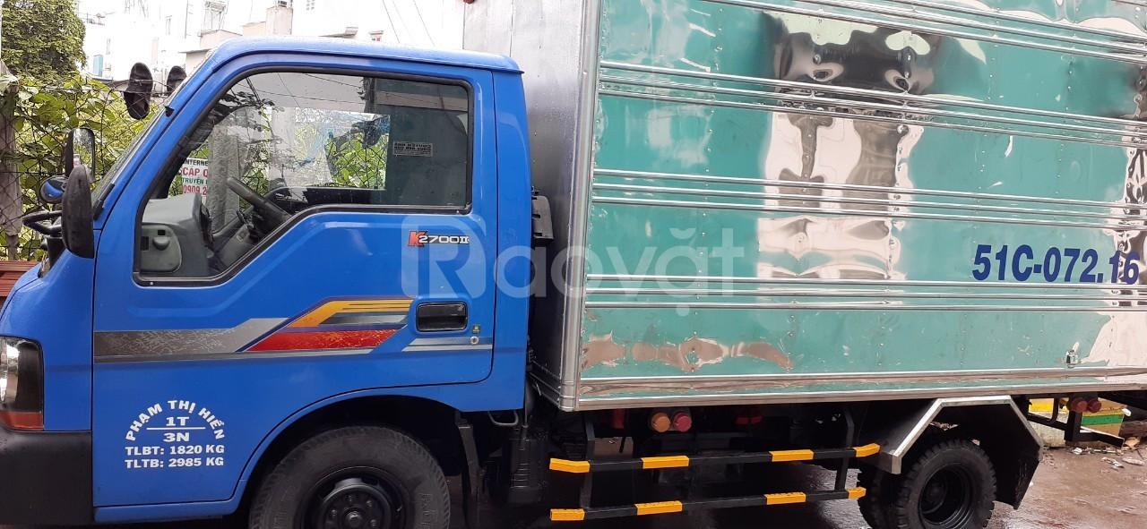 Bán xe Kia 1 tấn 25 xe nhà sử dụng