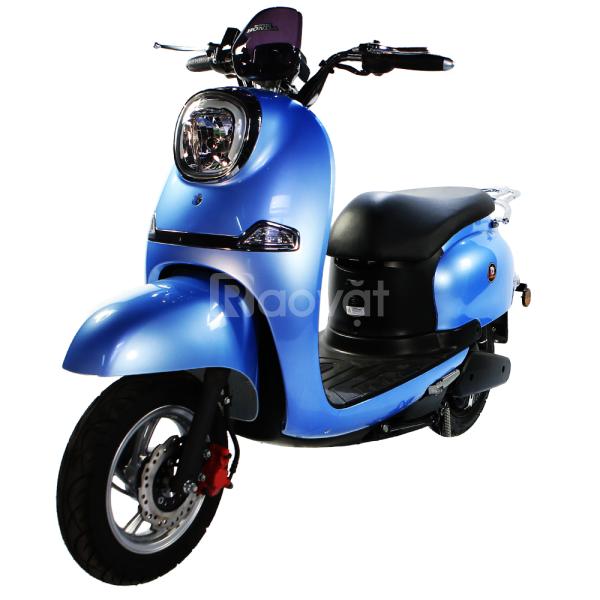 Đi xe máy điện vừa tiết kiệm lại vừa xanh với môi trường