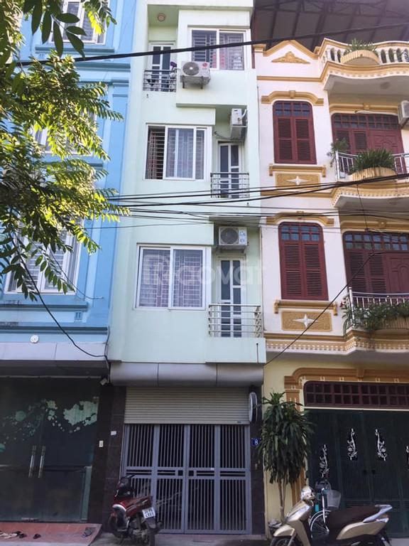 Bán nhà phân lô, ô tô, 2 mặt ngõ phố Trần Cung, Cầu Giấy, 54m2x 5T