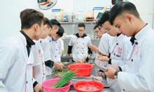 Học trung cấp nấu ăn chính quy có bằng THPT