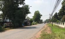 Bán đất mặt tiền đường Bàu Cạn, gần sân bay Long Thành, sổ đỏ riêng.