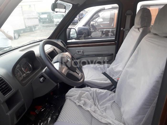 Xe tải van kenbo 650kg- 5 chỗ không cấm giờ thành phố
