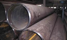 Thép ống đúc mạ kẽm phi 508 phi 610 thép ống hàn đường kính phi 508