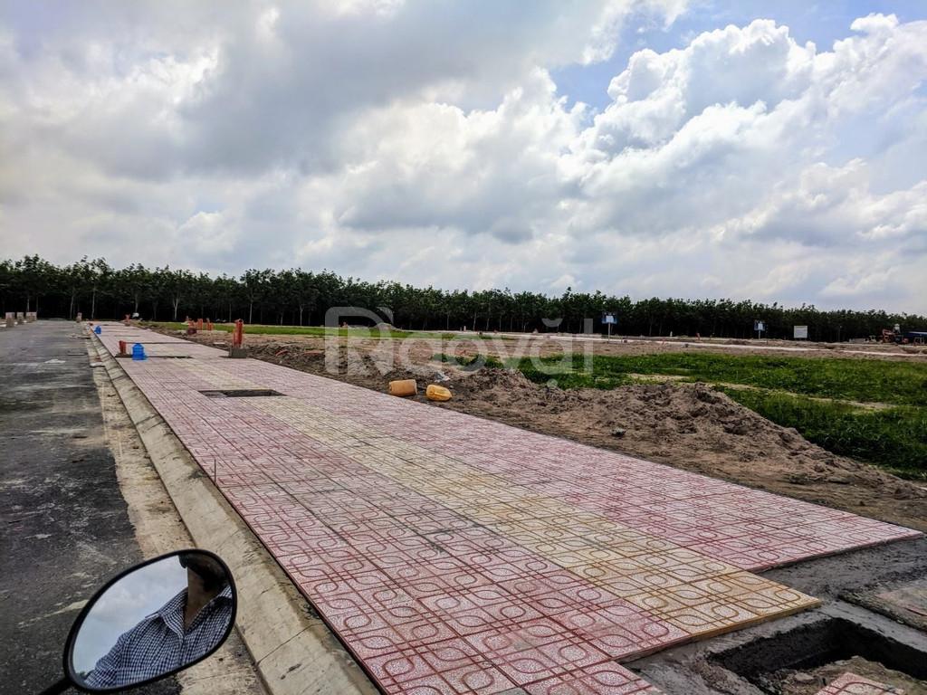 Đất nền sân bay Long Thành - mặt tiền 80m
